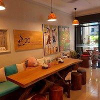 20 Chulia Lane Cafe
