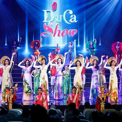 Ducashow Nha Trang Night
