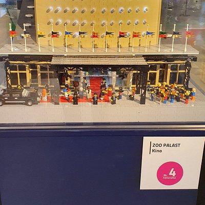LEGO Ausstellung Roland-Center Bremen 14.10.2019