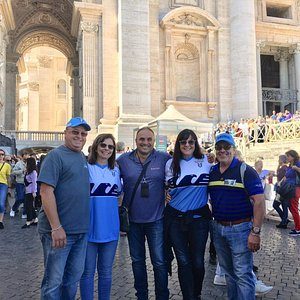 Vip Full day tour of Rome & the Vatican