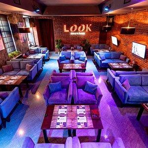 Интерьеры Look Lounge Cafe