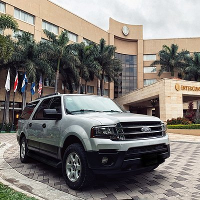 Our Ford Expedition @Intercontinental Hotel