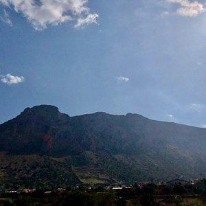 Monte Pecoraro, Cinisi