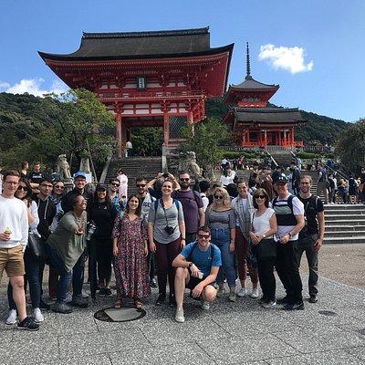 Kyoto Free Walking Tour Kyoto Localized