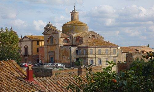 Chiesa dei SS. Martiri a Tuscania