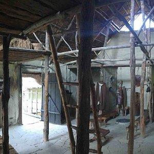 un interno di abitazione