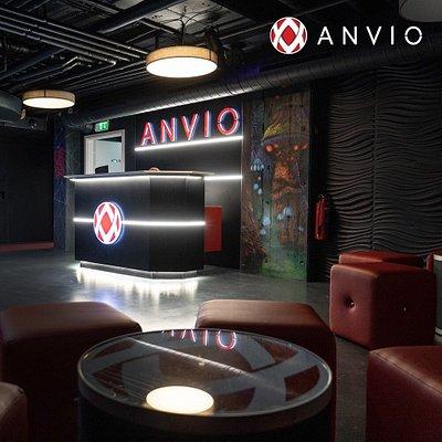 ANVIO - Virtual Reality Arcade