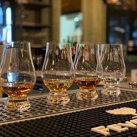 Selezione di distillati