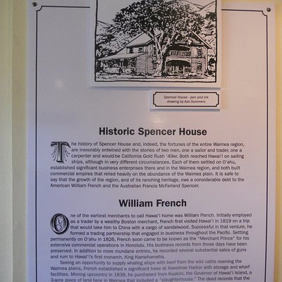some information about the house