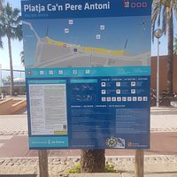 Signage and information board