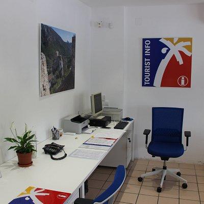 Tourist Info El Castell de Guadalest