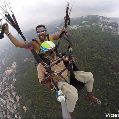 Beirut Paragliding