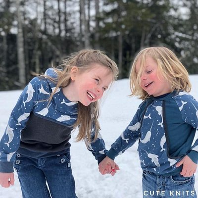 Handmade Children's Clothes by Cute Knits