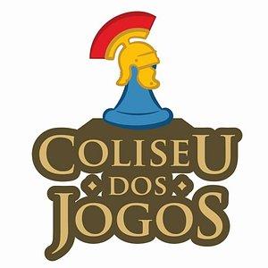 Logotipo do Coliseu dos Jogos