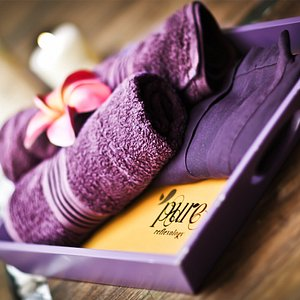 unwind and relax at Pure Reflexology
