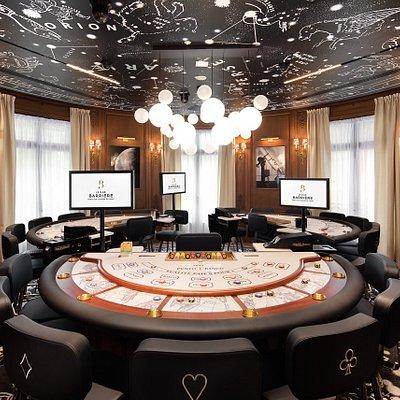 Skyroom, salle de Punto Banco