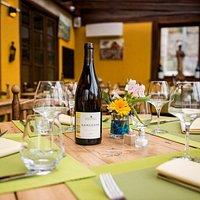 L'Auberge Joseph Mellot offrira une ambiance conviviale à vos repas sancerrois.