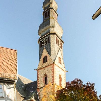 Hofheim am Taunus: Pfarrkirche St. Peter und Paul