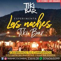 Espectaculares noches de celebración en Tiki Bar