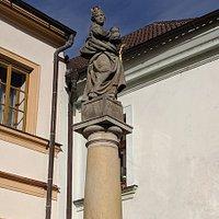 Saint Barbara Column