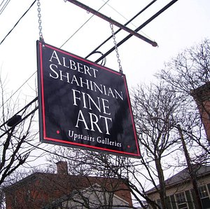 Look for our sign on Market St, then follow the music upstairs to the Gallery!