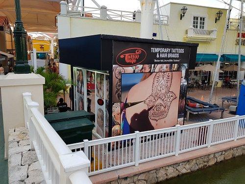 Tattooarte Tatuajes y trenzas Tattoos & braids Cancun, México.