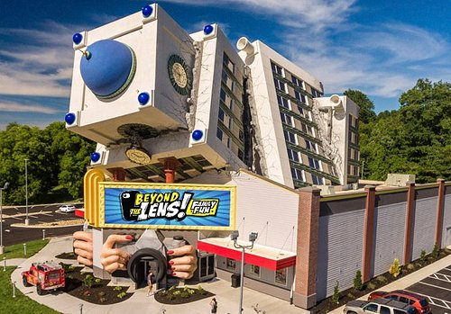 Pigeon Forge's newest attraction - Beyond The Lens! on the Parkway.
