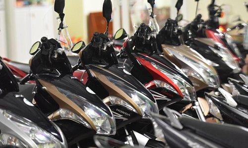 Dòng xe Honda Airblade của cửa hàng