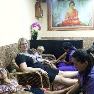 All kinds of massage in Thamel Timeless spa Kathmandu Thamel