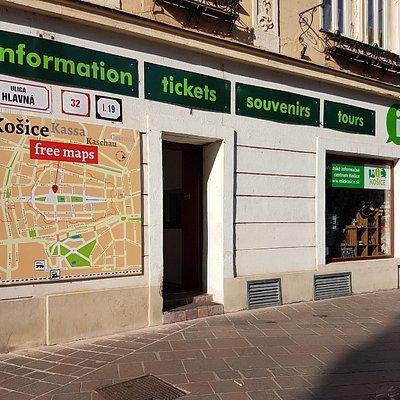 information centre MiC KOSICE