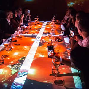 The multimedia table