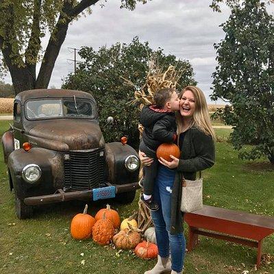 Hermanson's Pumpkin Patch Edgerton wi