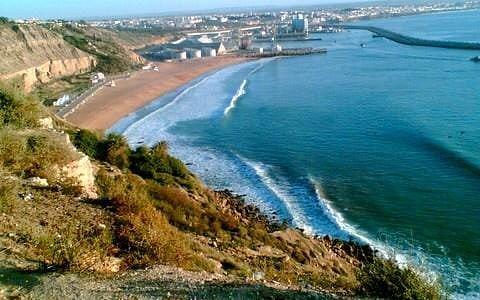 Découvrir les plus belles plages de Safi.  Visit Safi Morocco