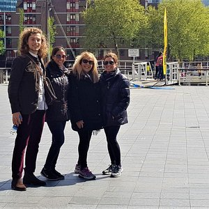 3 lovely guests from the USA:)