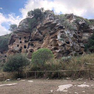 Speleologia Nella Valle Dei Sicani