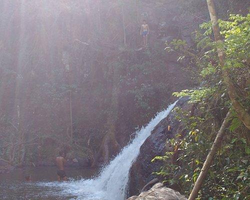 segunda cascada