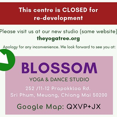 We've moved from the Arak Road. Now at a new location called 'BLOSSOM STUDIO' still in the old city. Please visit us there.