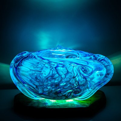 Makai Ocean Bowl with LED illumination