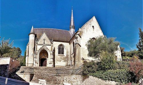 Elle est en excellent état, classée depuis 1926, des campagnes de restauration se sont succédées régulièrement au cours des siècles