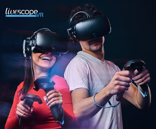 Livescope, the Virtual Reality Center of Brussels