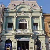 Menrat Palace