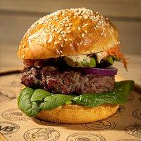 Véritable Home Made Burger