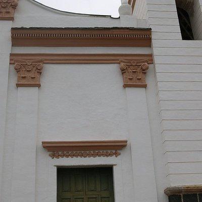 La restauration de la façade de cette église est l'œuvre de Jean-Manuel Paoli, architecte du patrimoine