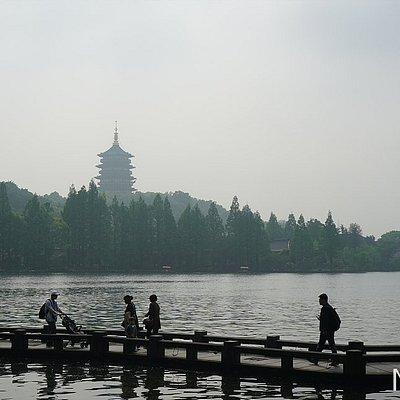 항저우 서호 장교공원