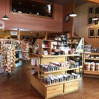 Guth's candy shop