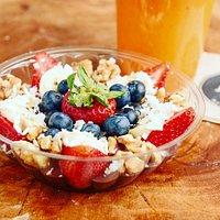 fresh organic acai bowls