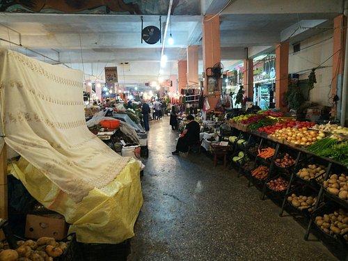 The Batumi Bazaar
