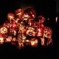 All pumpkins!