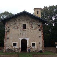 Visita esterna della facciata dell'Oratorio