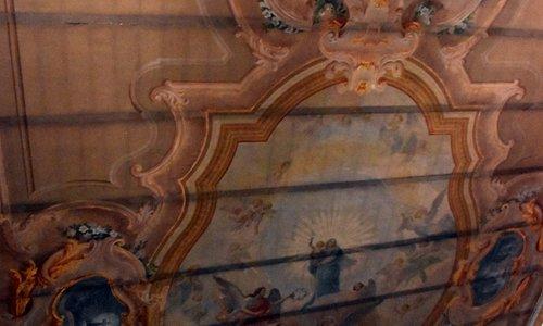 San Giacomo ceiling